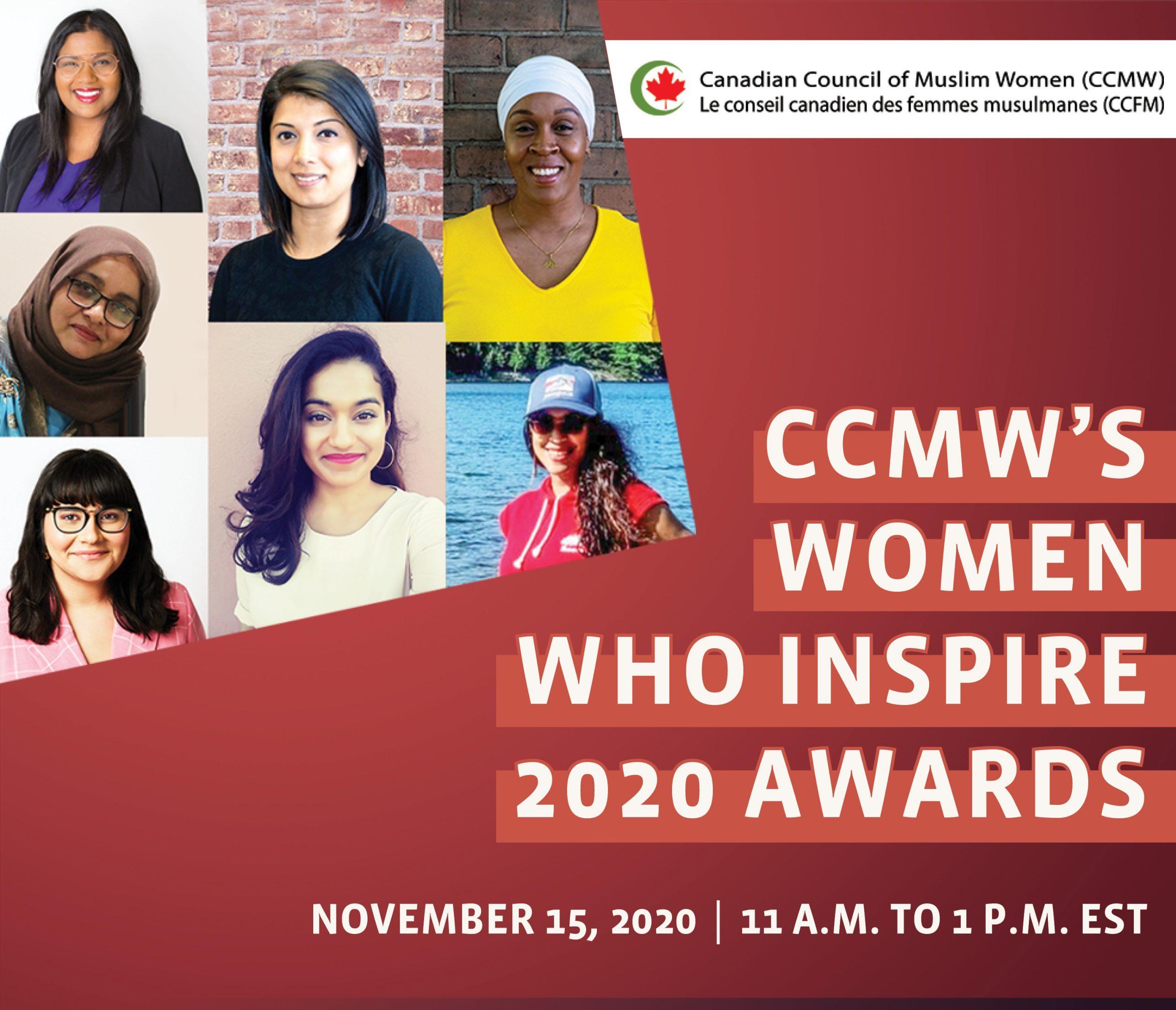 CCMW Women who inspire
